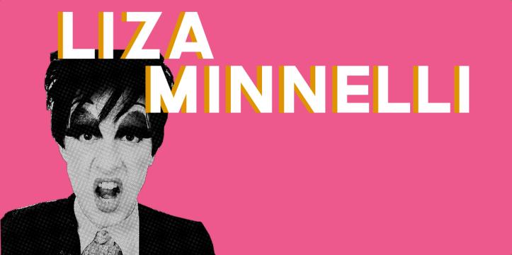 Fagulous as Liza Minnelli